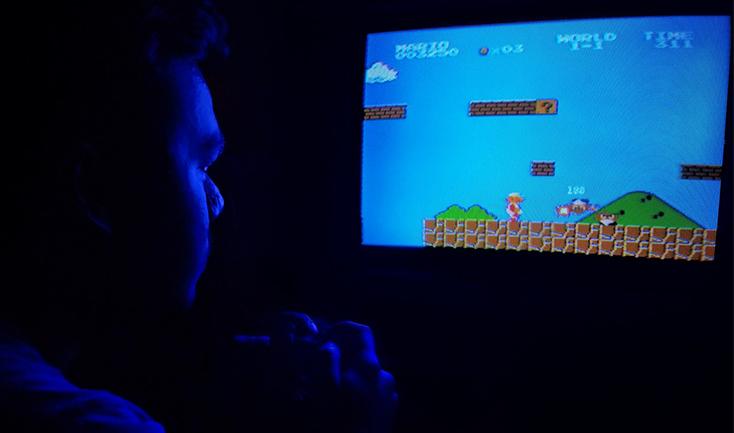Lähetä kuva 2D pelit –Lyhyt tarina Ensimmäinen videopeli - 2D-pelit – Lyhyt tarina